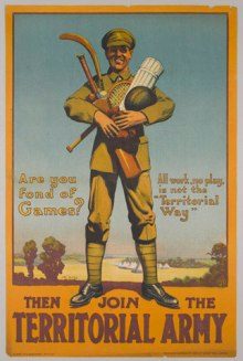 Sport and war 1914