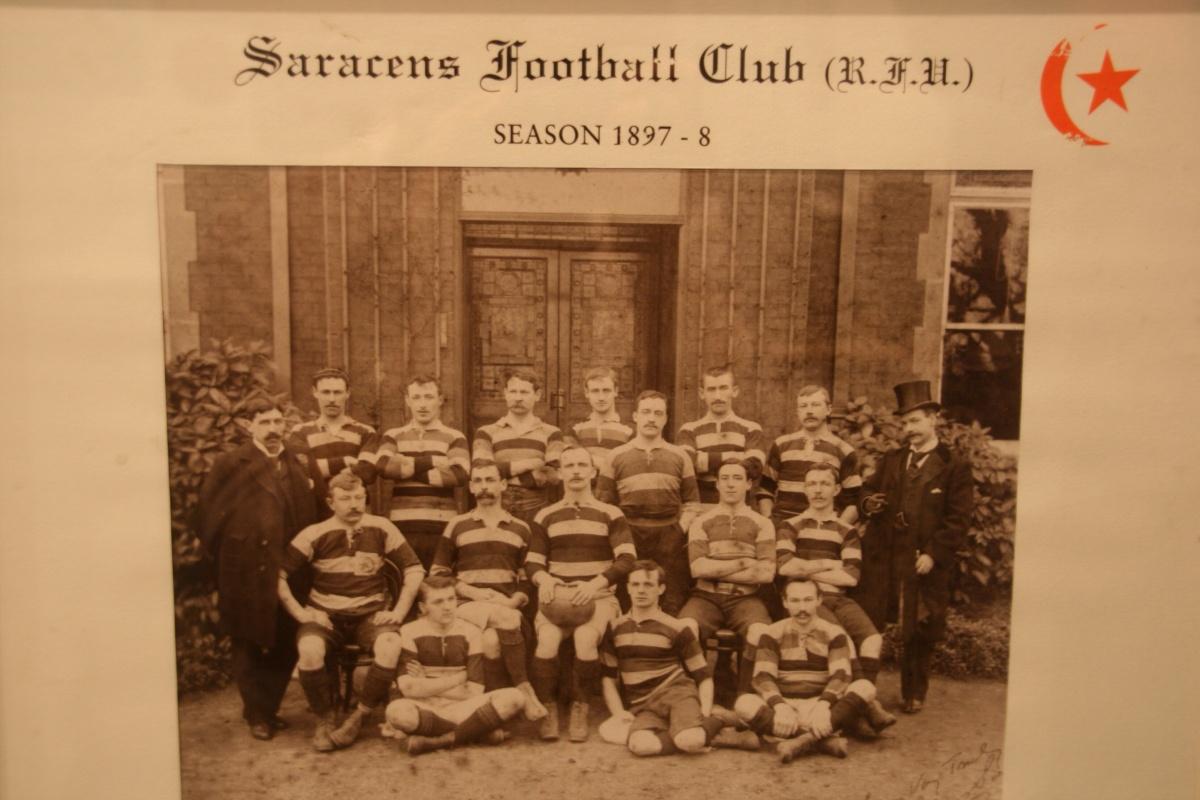 Saracens 1897-98