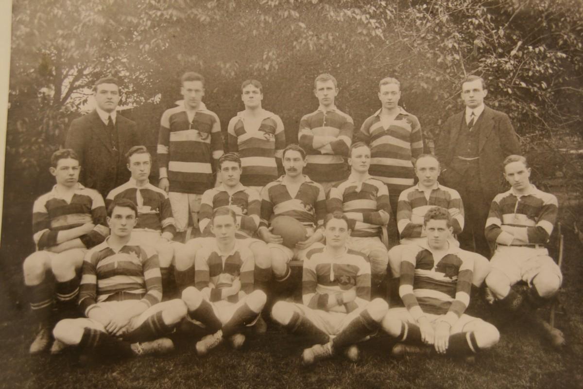 Saracens 1st XV 1910-11