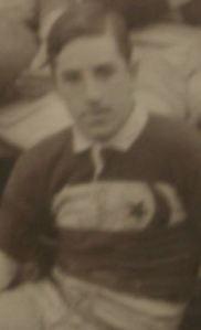Sydney Sylvester 1912-13 team photo