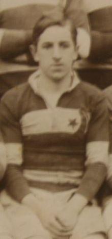 Sydney Sylvester 1913-14 team