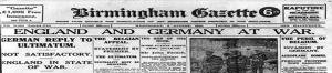 Birmingham Gazette