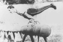 1912 Olympic Champion Alberto Braglia