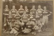 Saracens 1st XV 1912-13