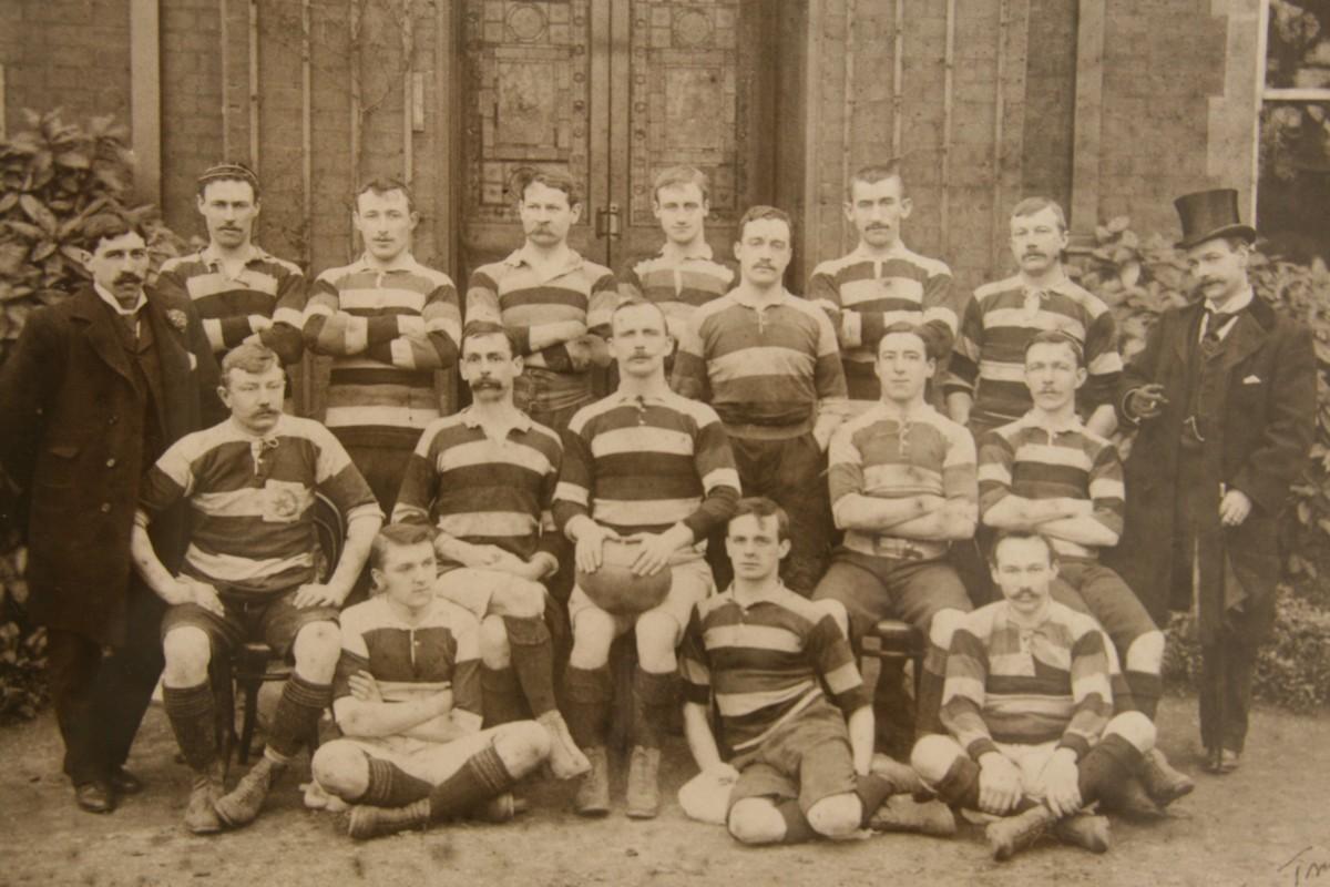 Saracens 1st XV 1897-98