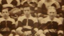 VB Barnett Saracens 1909-10