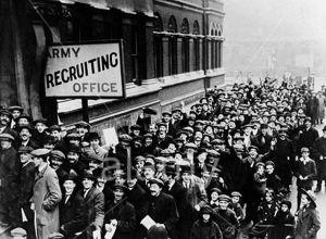 Recruitment 1914