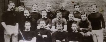 Saracens 1886-87