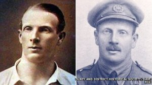 Edgar Mobbs - England player and soldier