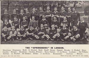 1906 Springboks