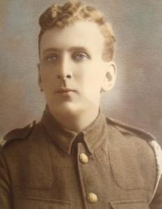 Herbert Vincent - Saracens 1913-14 and Royal Field Artillery