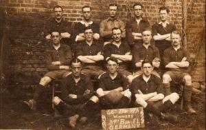 RFA football team 1919