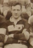 WJ Irving from the Saracens 1913-14 Team Photo