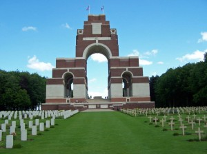 Thiepval: The memorial to the missing