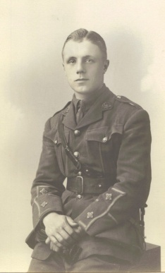 John Stanley Greer - 8th Battalion Bedfordshire Regiment