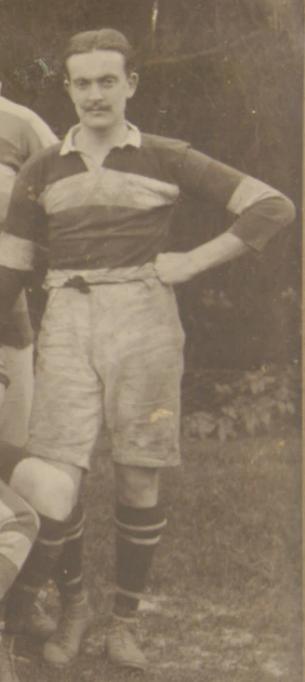 GP Mayne 1912-13 team photo