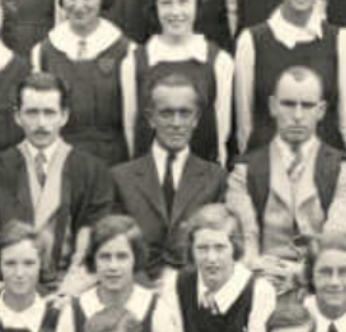 GP Mayne - Southgate School photo - 1930 v2