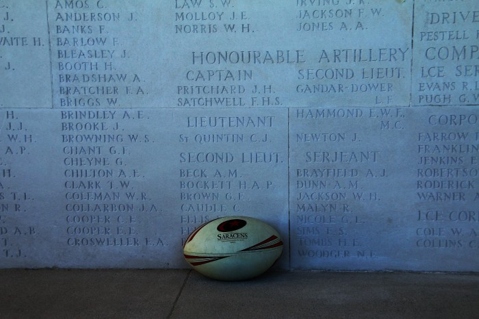 FHS Satchwell - Arras Memorial